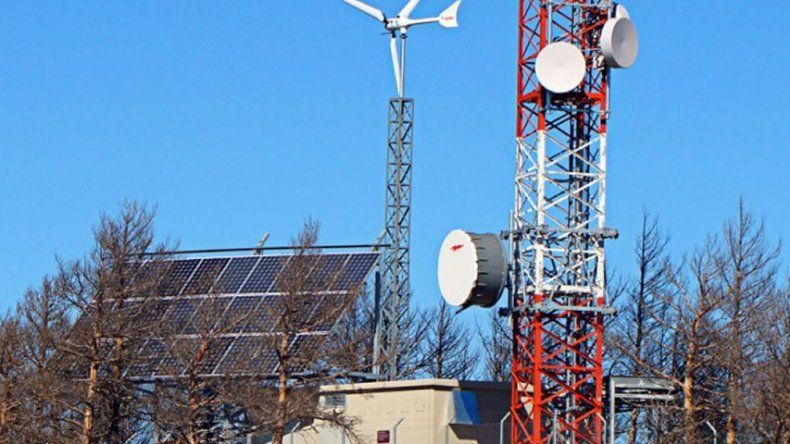 Se robaron las antenas y dejaron sin internet a la comuna Apeleg