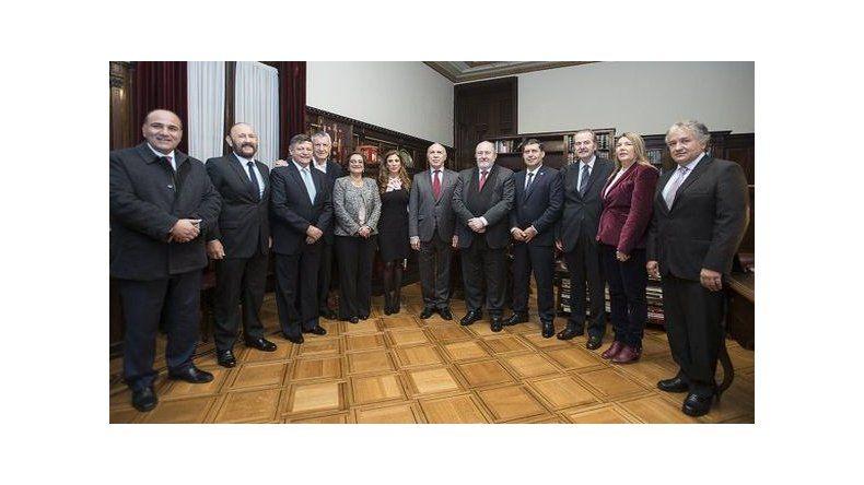 Gobernadores llevaron hasta la Corte el reclamo por coparticipación
