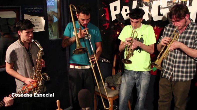 La banda local Cosecha Especial inicia una intensa gira nacional