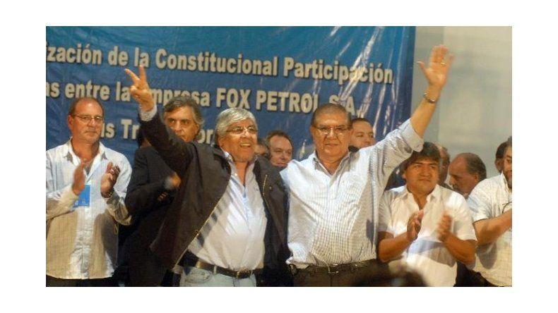 Guillermo Pereyra dijo que tiene aspiraciones de suceder a Moyano