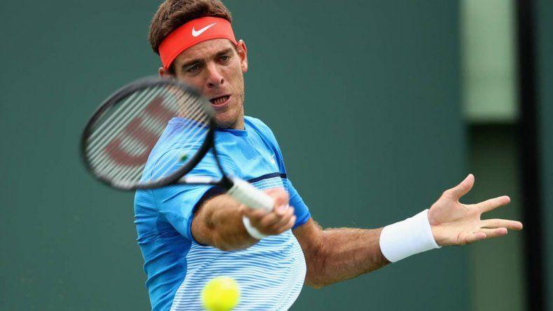 Juan Martín Del Potro confirmó que no estará en el segundo Grand Slam de la temporada.