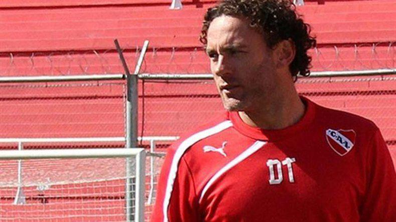 Gabriel Milito arregló dirigir a Independiente hasta diciembre del próximo año.
