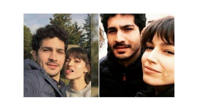 El Chino Darín habló por primera vez de su romance con Úrsula Corberó
