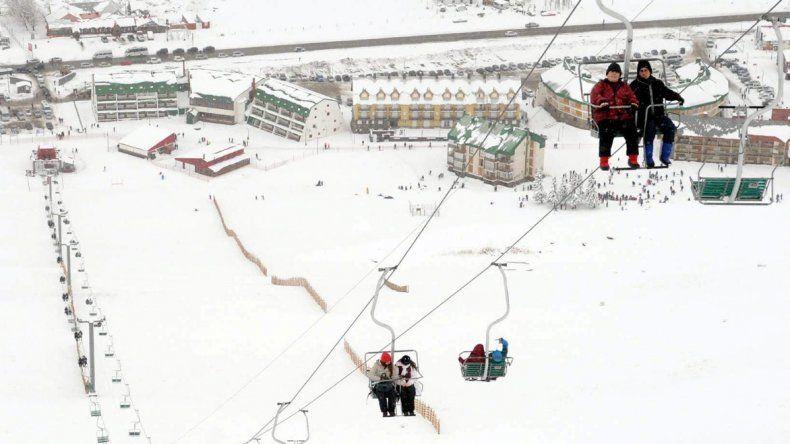 Penitentes: una buena  opción para este invierno