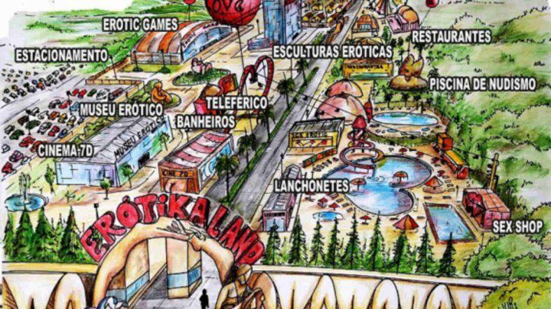 Controversia por la construcción de un parque para adultos