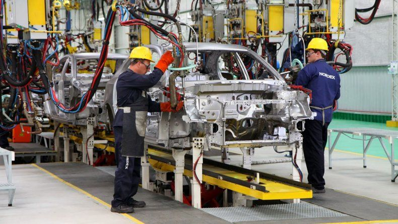 Argentina registra una balanza comercial negativa frente a Brasil en el rubro automotriz.