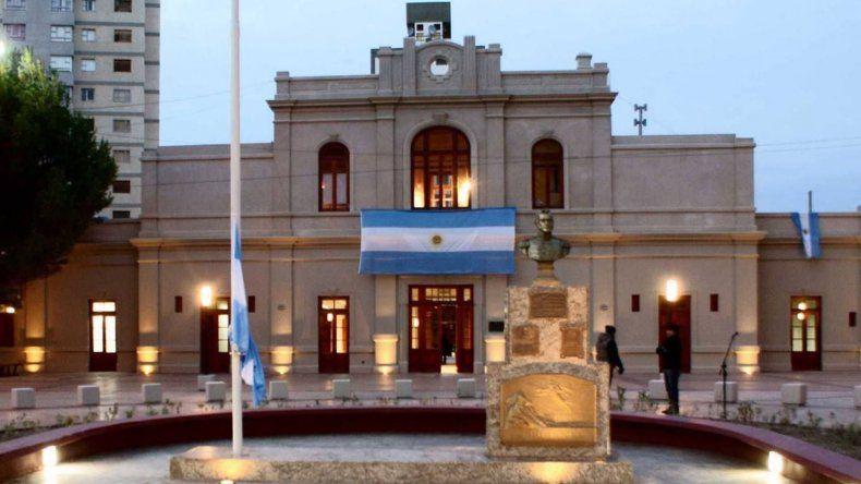En Comodoro se suman a la fiesta de los museos.