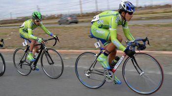 El ciclismo cumplió ayer su segunda etapa en Santa Cruz.
