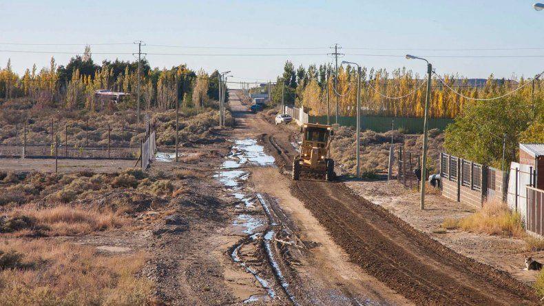 Patagonia Argentina suspendió el recorrido en Bella Vista Sur