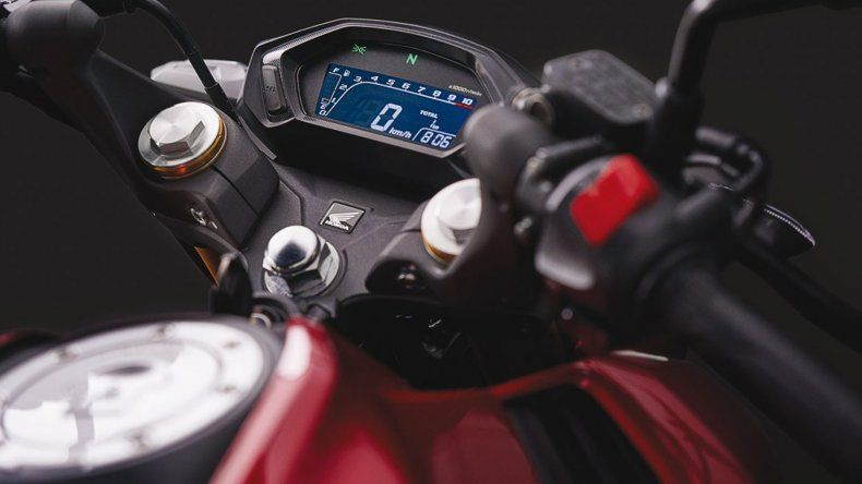 La nueva Honda CB190R disponible en los concesionarios de la marca