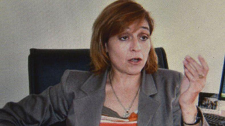 La juez federal de Caleta Olivia