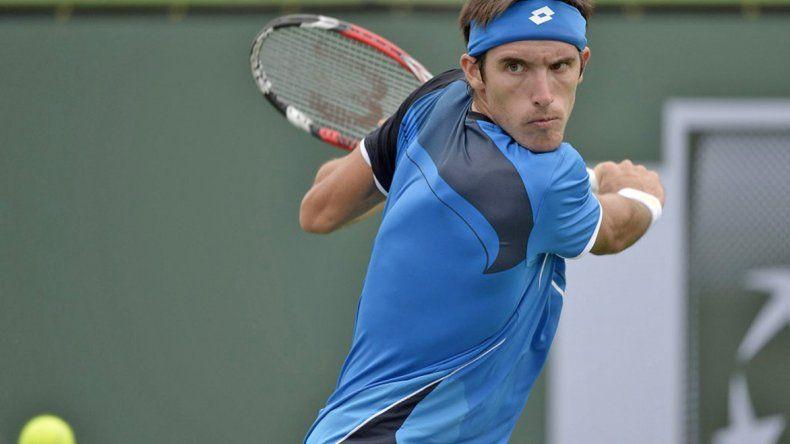 El correntino Leonardo Mayer debutará hoy ante el francés Jeremy Chardy en el segundo Grand Slam de la temporada.