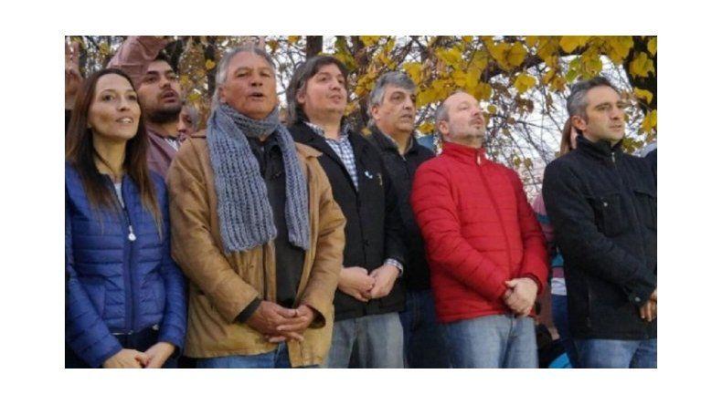 Máximo Kirchner alentó a los trabajadores y estudiantes a salir a pelear por sus derechos