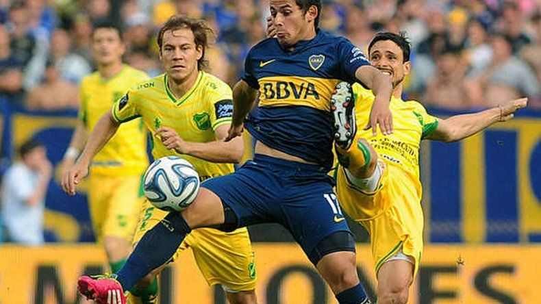 Un Boca entonado recibe a  Defensa sin Orión ni Tevez