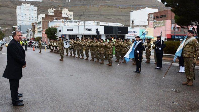 Para Linares la unión del pueblo argentino hoy es como en 1810