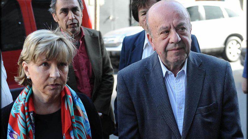 Osvaldo Mércuri fue víctima de un secuestro exprés.
