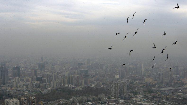 Santiago de Chile volvió a decretar alerta ambiental