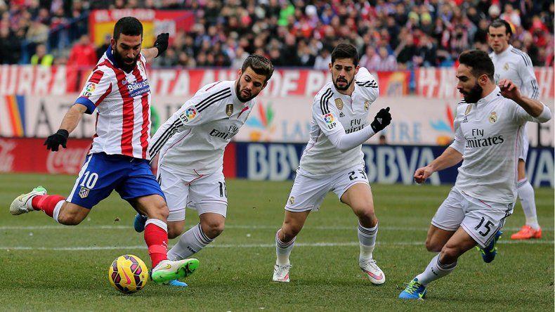 Atlético de Madrid y el Real irán hoy por la Orejona.