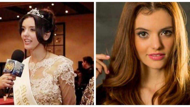 Fue elegida Miss Mundo Neuquén y le sacaron la corona por ser mamá