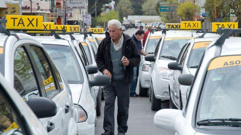Los taxis suben un 25% la próxima semana
