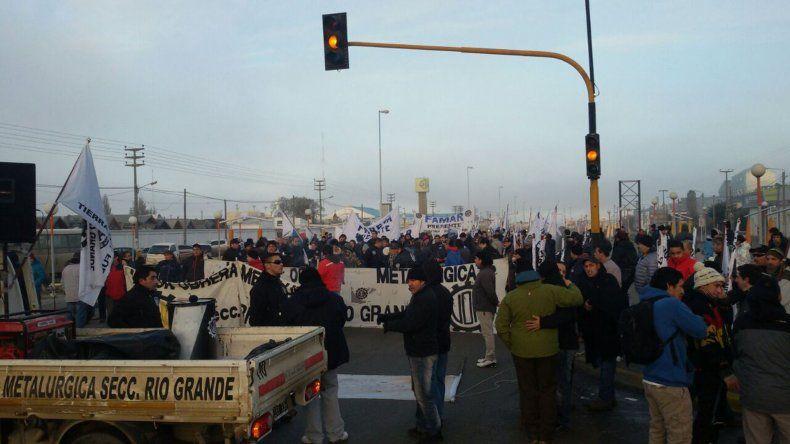 Tierra del Fuego rechazó los aumentos al gas con una marcha ciudadana