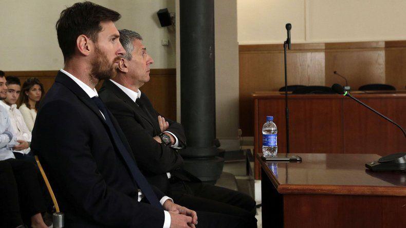 Lionel Messi: yo me dedicaba a jugar al fútbol y confiaba en mi papá