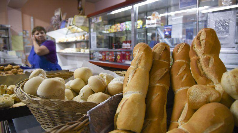 La baja presión de gas afecta la producción de pan en Comodoro