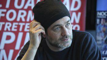 El actor Gastón Pauls sostuvo que no pretende ser un docente de teatro, sino un compañero de aprendizaje y conocimiento.
