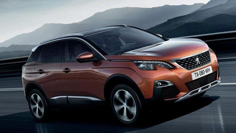 Este es el nuevo Peugeot 3008