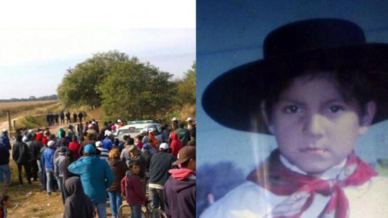 Horror: el nene descuartizado fue violado y estrangulado