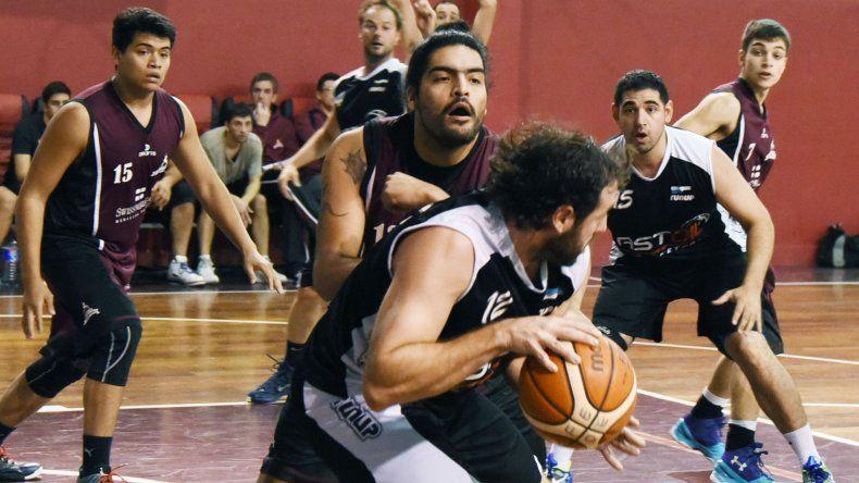 General Saavedra también da pelea en el torneo Apertura de básquetbol de Comodoro Rivadavia.