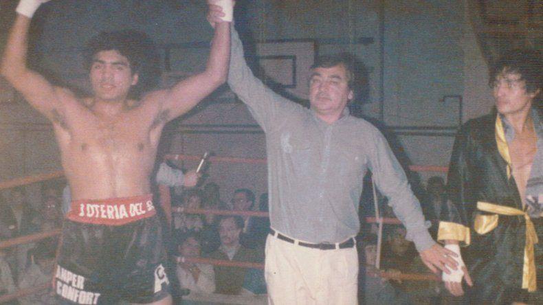 Robinson Zamora, el  hacedor de campeones