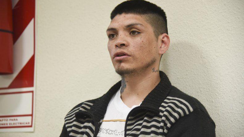 Víctor Gato Lara esta vez habría utilizado la violencia para ver a su hijo de 2 años