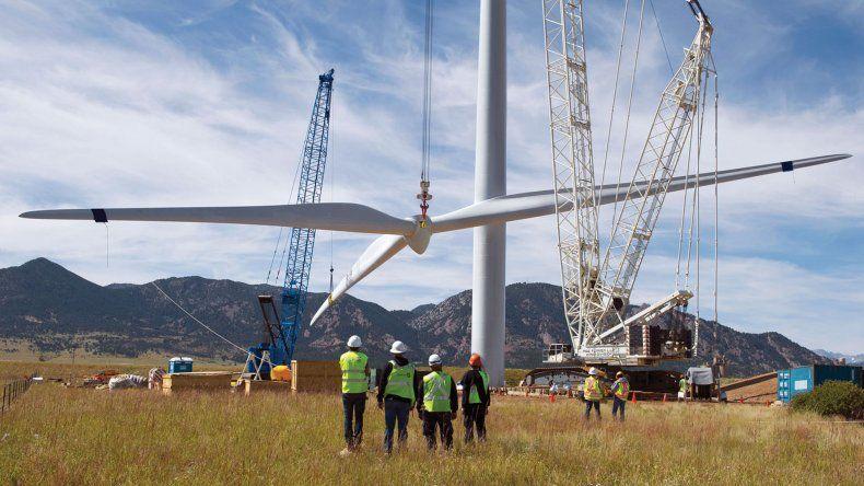 El interés de inversores nacionales y extranjeros en invertir en energía eólica en Chubut es uno de los motivos que impulsa la creación de la Empresa Provincial de Energía.