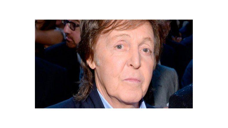 Paul McCartney: Cuando era niño, era racista