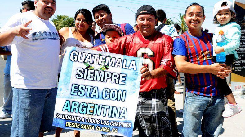 EL DEBUT DE LA SELECCION ARGENTINA EN LA COPA AMERICA CENTENARIO