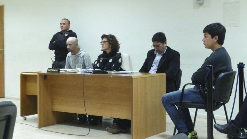 La fiscal pidió 15 años de prisión para  Serrano y Soto por el crimen de Copa