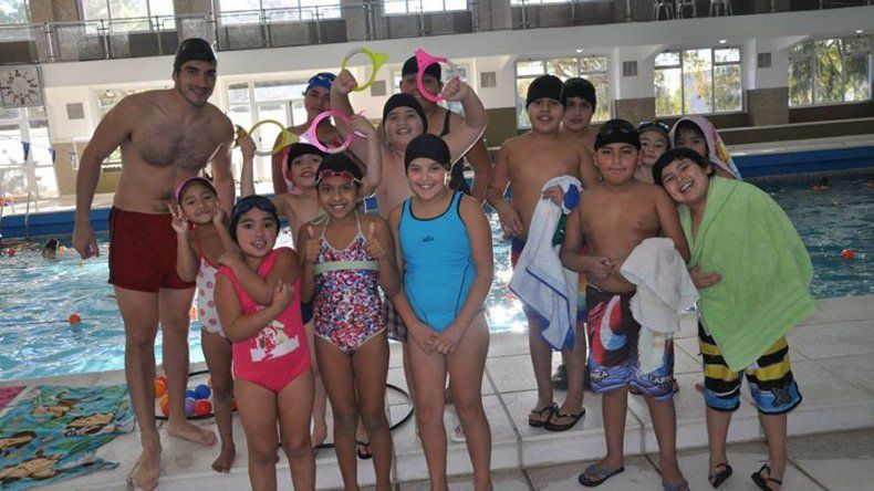 Que la natación esté al alcance de todos