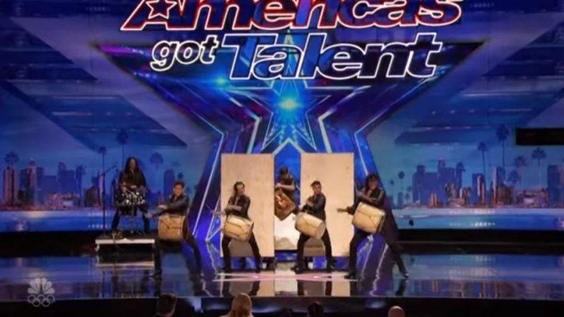 Malevo: el grupo de malambo argentino que hizo furor en Americas Got Talent