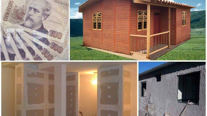 Crecen las denuncias por estafas en casas prefabricadas