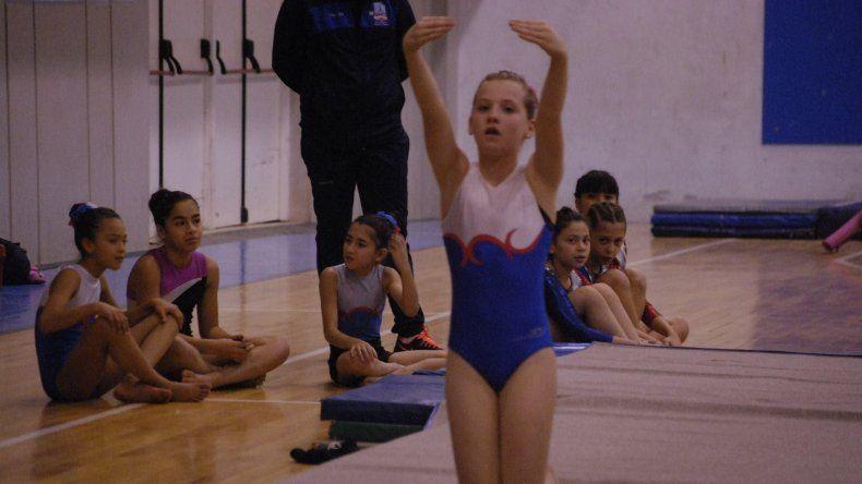 La gimnasia acrobática pondrá en escena a distintas categorías este sábado.