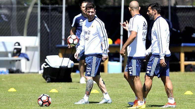 Martino confirmó a Lionel Messi contra Panamá