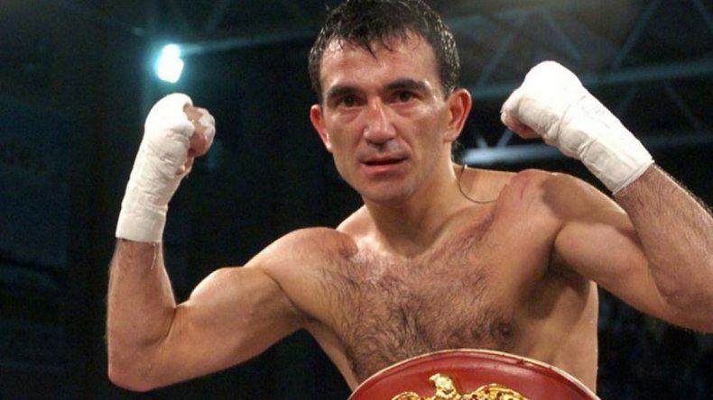 Omar Narváez irá esta tarde al pesaje oficial para el combate de mañana con el venezolano Breilor Terán.