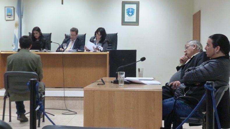 Enrique Barros fue condenado por homicidio en agresión y recibió una pena en suspenso.