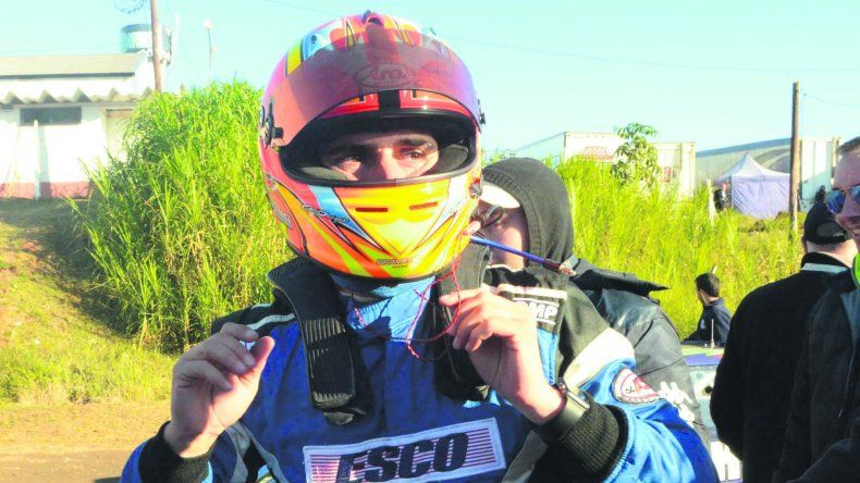 José Savino logró en la tarde de ayer su primera pole en el Turismo Carretera.