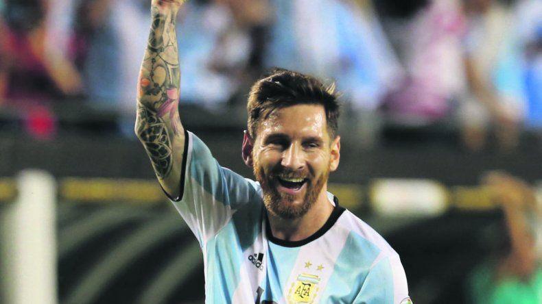 Este equipo tiene la personalidad de ir a buscar siempre, aseguró Messi