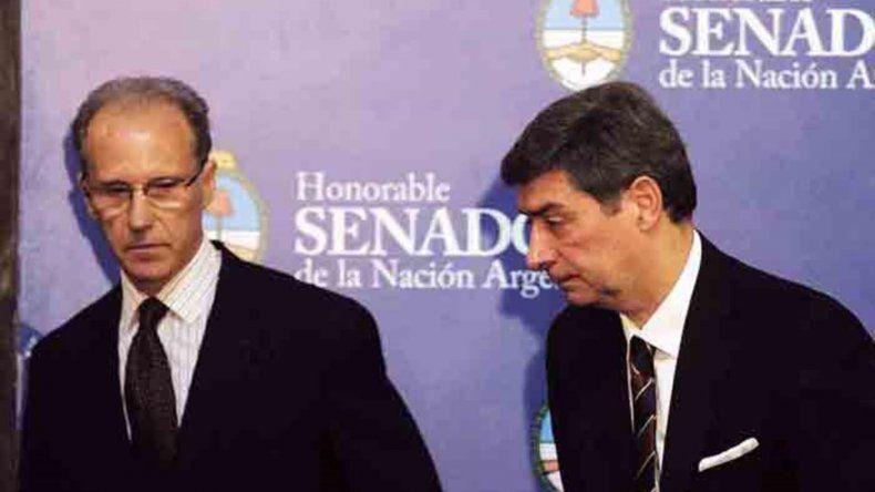 Carlos Ronsenkrantz y Horacio Rosatti