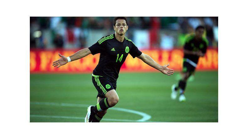 Javier Chicharito Hernández