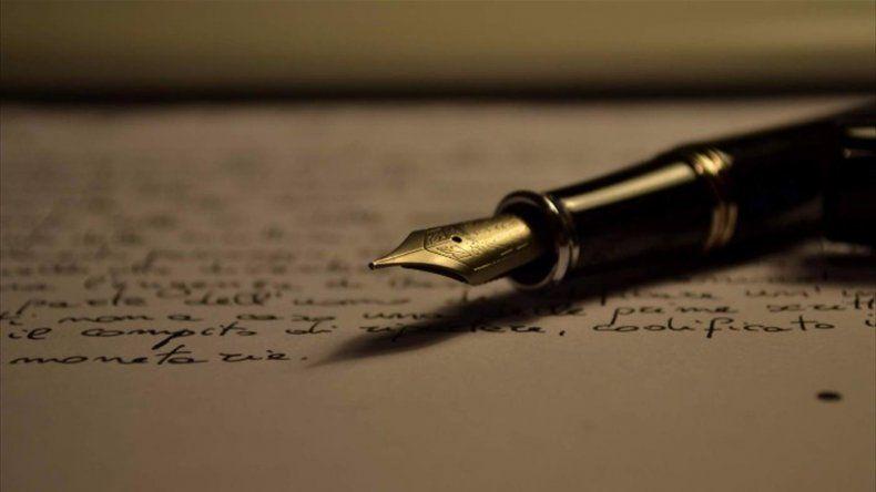 Hoy se celebra el Día del Escritor