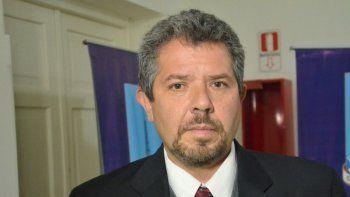ricardo murcia reasume como subsecretario de control operativo